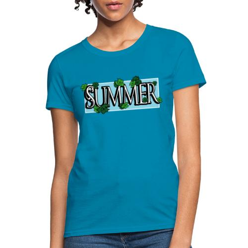 PD 4Seasons SummerGIF - Women's T-Shirt