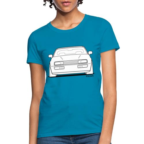 Wolfsburg Rado Outline - Women's T-Shirt