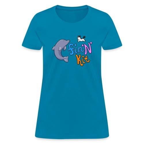 FinNKit png - Women's T-Shirt