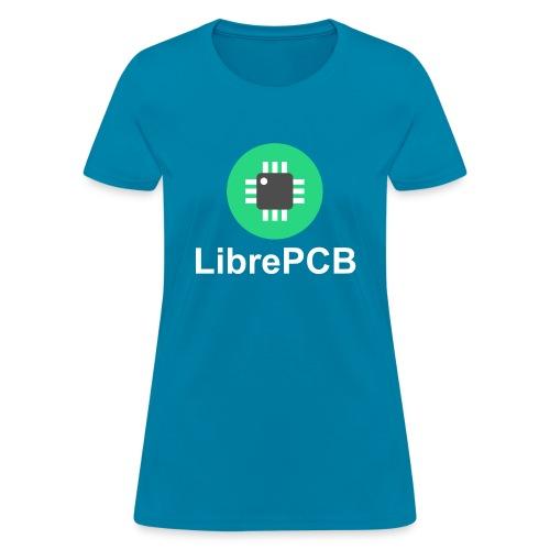 Logo+Text - Women's T-Shirt