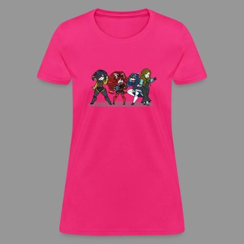 Chibi Autoscorers - Women's T-Shirt
