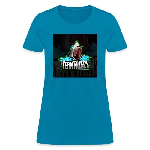 Team Frenzy Logo - Women's T-Shirt