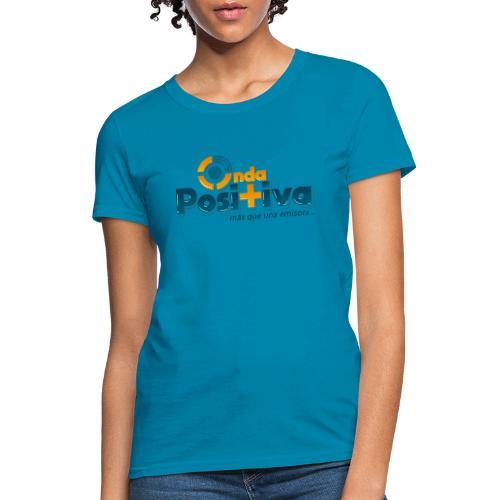 más que una emisora - Women's T-Shirt