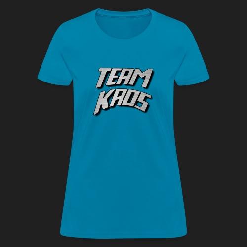 teamkaossteel4k png - Women's T-Shirt