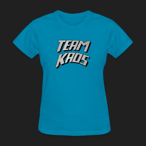 teamkaossteel4k png - Women's T-Shirt