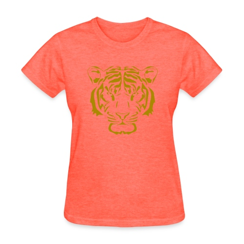 Tiger head - Women's T-Shirt