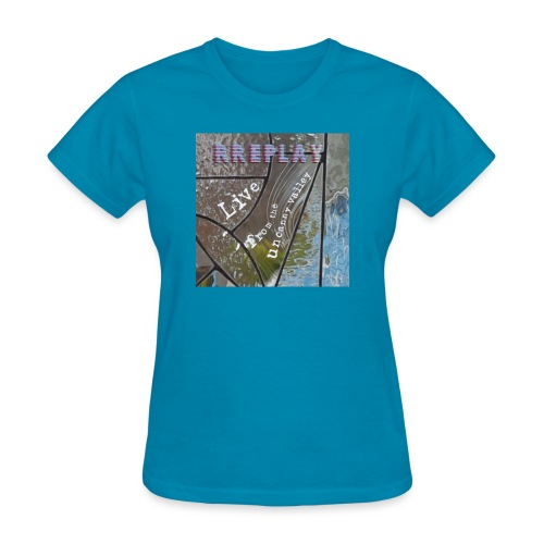 Rreplay Uncanny Valley - Women's T-Shirt