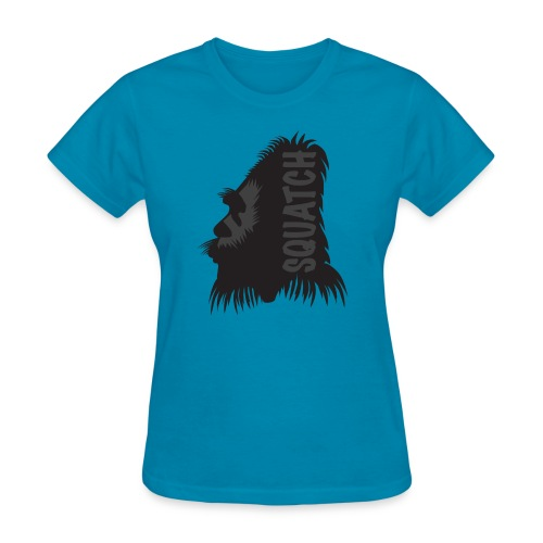 Squatch - Women's T-Shirt