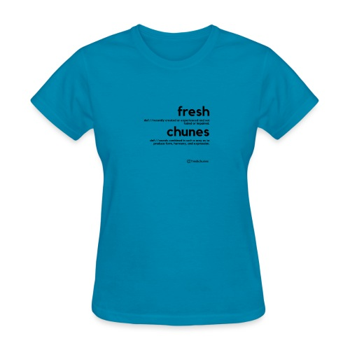 Clothing for All Urban Occasions (Blk) - Women's T-Shirt