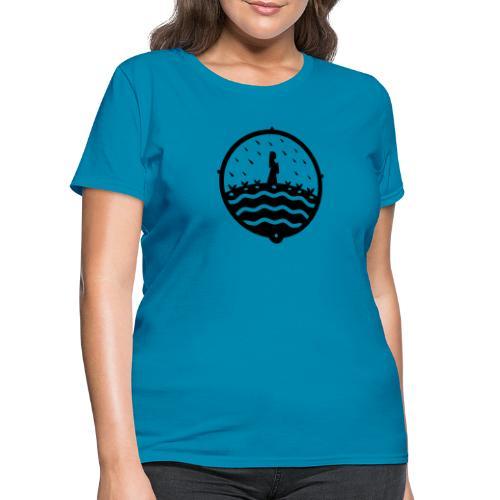 Black - Marche de L'eau Kipawa Temiskaming WW - Women's T-Shirt