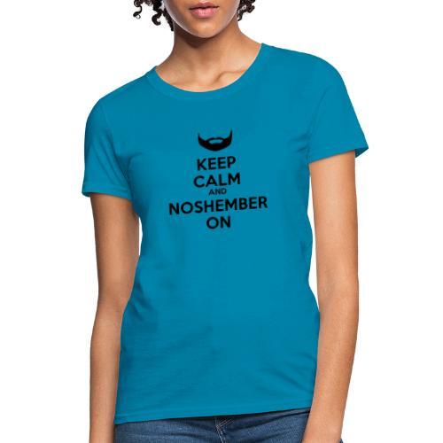 Noshember.com iPhone Case - Women's T-Shirt