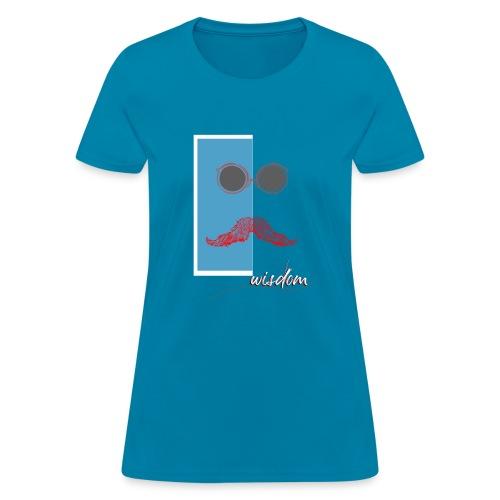 t-shirt 2019 - wisdom - Women's T-Shirt