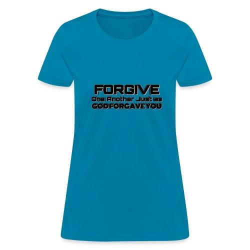 Forgive - Women's T-Shirt