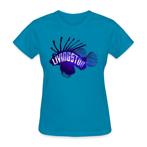 Picard's fish Livingston - Women's T-Shirt