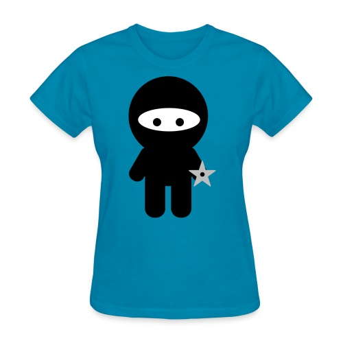 Ninja Boy - Kids Tee - Women's T-Shirt