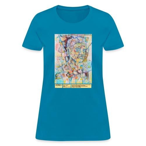 Tony Bourdain - Women's T-Shirt