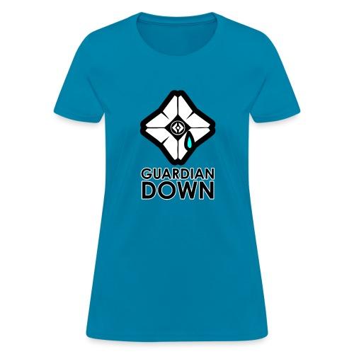 Guardian Down Ghost - Women's T-Shirt
