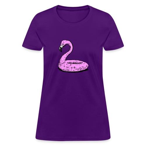 Pink Flamingo - Women's T-Shirt