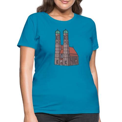 Munich Frauenkirche - Women's T-Shirt