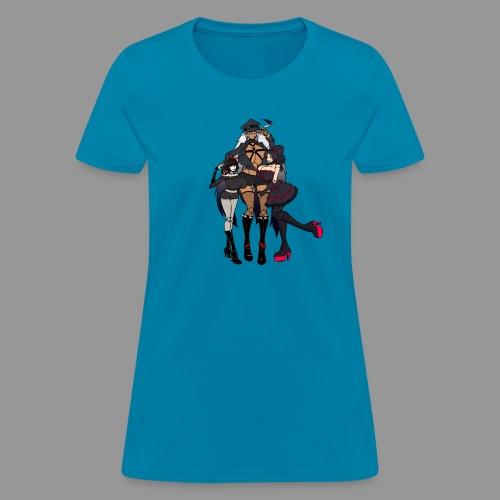 Goth Dolls - Women's T-Shirt