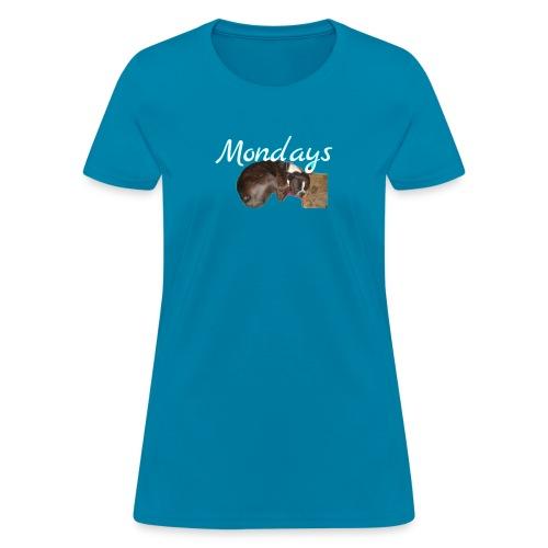Ruti mondays merch - Women's T-Shirt