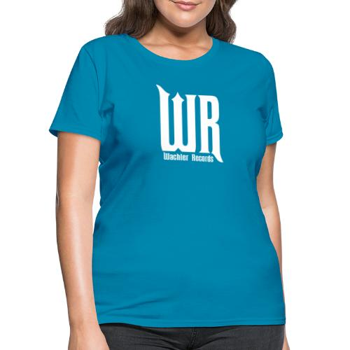 Wachler Records Light Logo - Women's T-Shirt