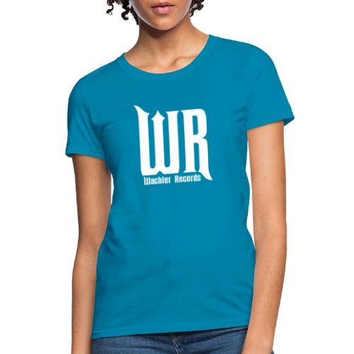 Wachler Records Light Logo - Women's T-Shirt