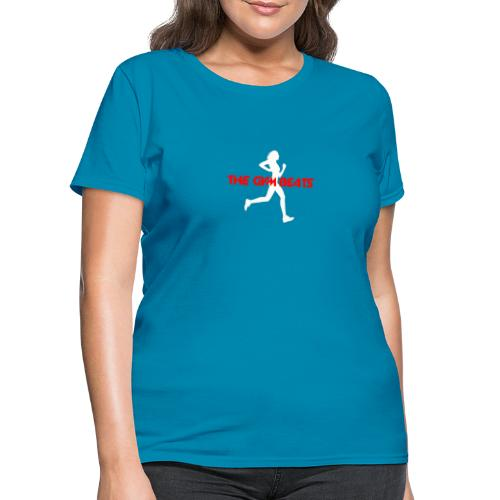 The GYM BEATS - Music for Sports - Women's T-Shirt