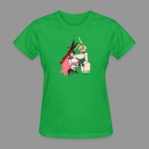 Micha and Kirika Tiddy Bunsuit - Women's T-Shirt