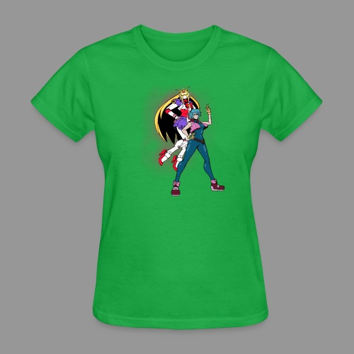 Allenby and Nobel Gundam - Women's T-Shirt