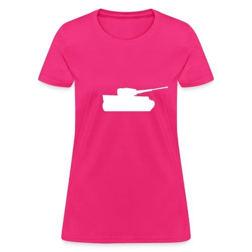 White Tank - Women's T-Shirt