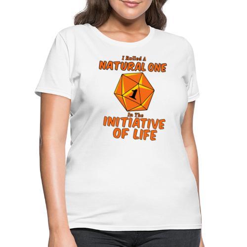 Natural One - Women's T-Shirt