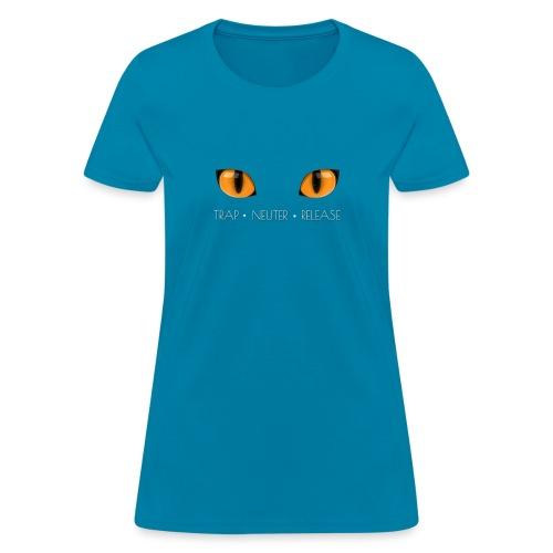 Trap Neuter Release - Women's T-Shirt