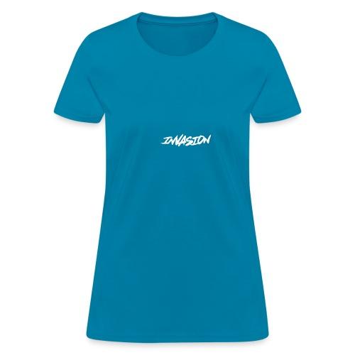 invasion logo hover - Women's T-Shirt