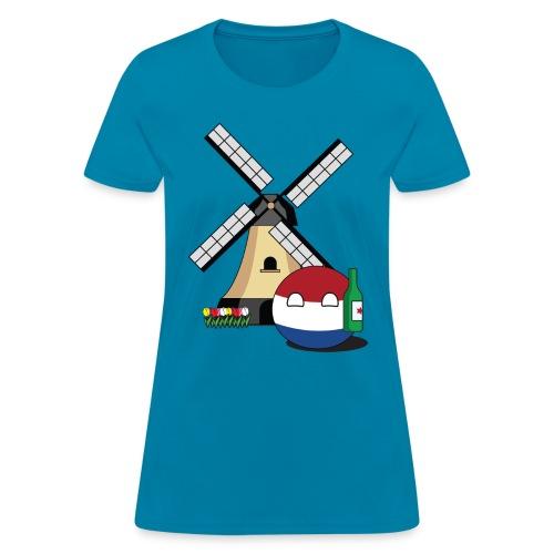 NetherlandsBall I - Women's T-Shirt