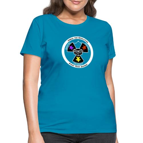 Pikes Peak Gamers Convention 2019 - Clothing - Women's T-Shirt