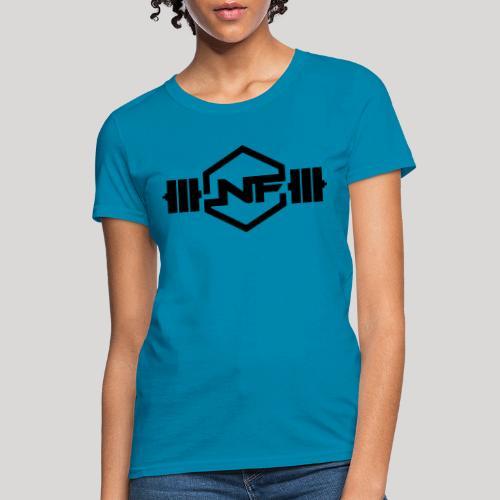 Natural Fitness Gym Logo - Women's T-Shirt