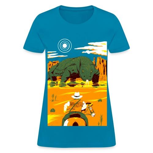 Mirage - Women's T-Shirt
