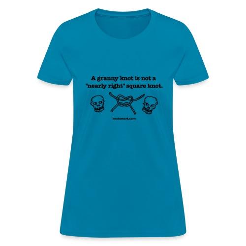 Granny Knot Shirt - Women's T-Shirt
