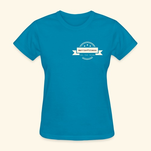 Warrior Fitness - Women's T-Shirt