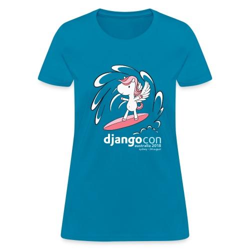 DjangoCon Australia 2018 - Women's T-Shirt