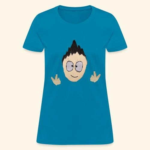 Mark head - Women's T-Shirt