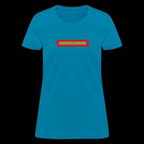 THE SETTER BOX LOGO - Women's T-Shirt
