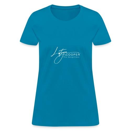 The Songstress - Women's T-Shirt