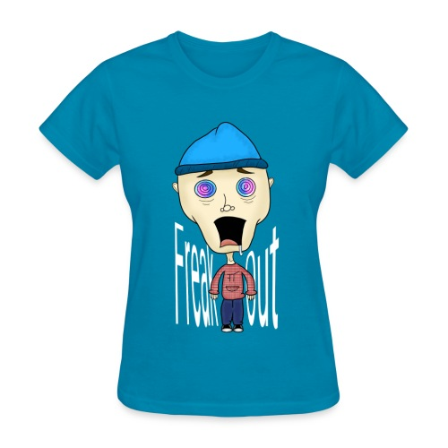 Freak Out - Women's T-Shirt