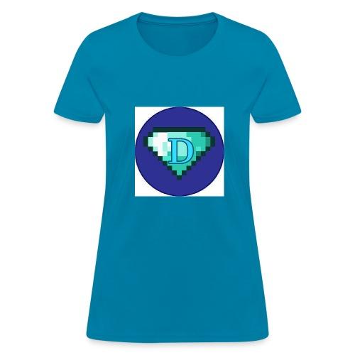 Dr. Diamond Merch Store - Women's T-Shirt