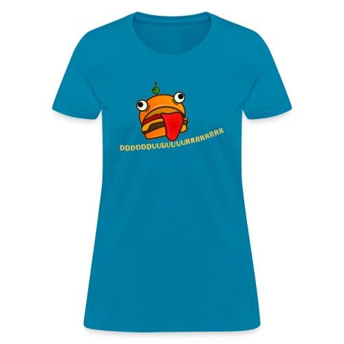 DURR BURGER! - Women's T-Shirt