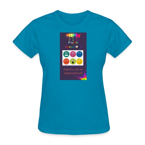 PicsArt 08 30 04 57 56 - Women's T-Shirt