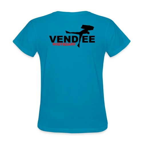 VendeeBodyboard White - Women's T-Shirt