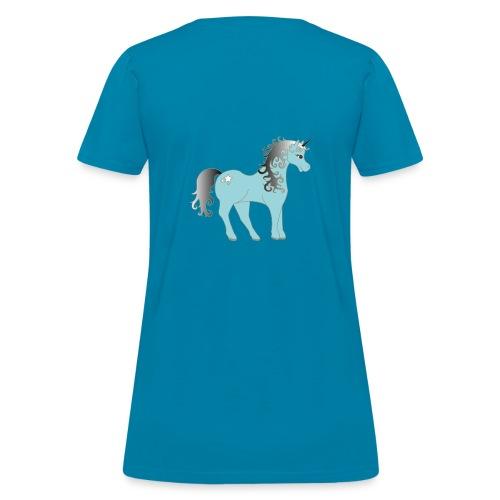 Unicorn - Women's T-Shirt